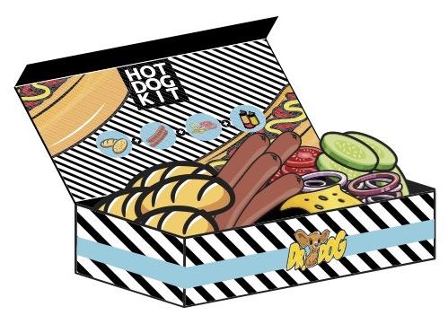 Hotdog kit