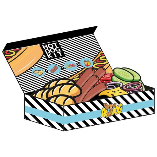 Hot dog catering kits
